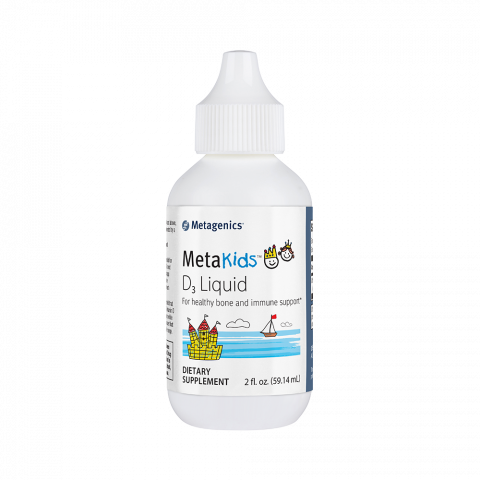 MetaKids™ D3 Liquid